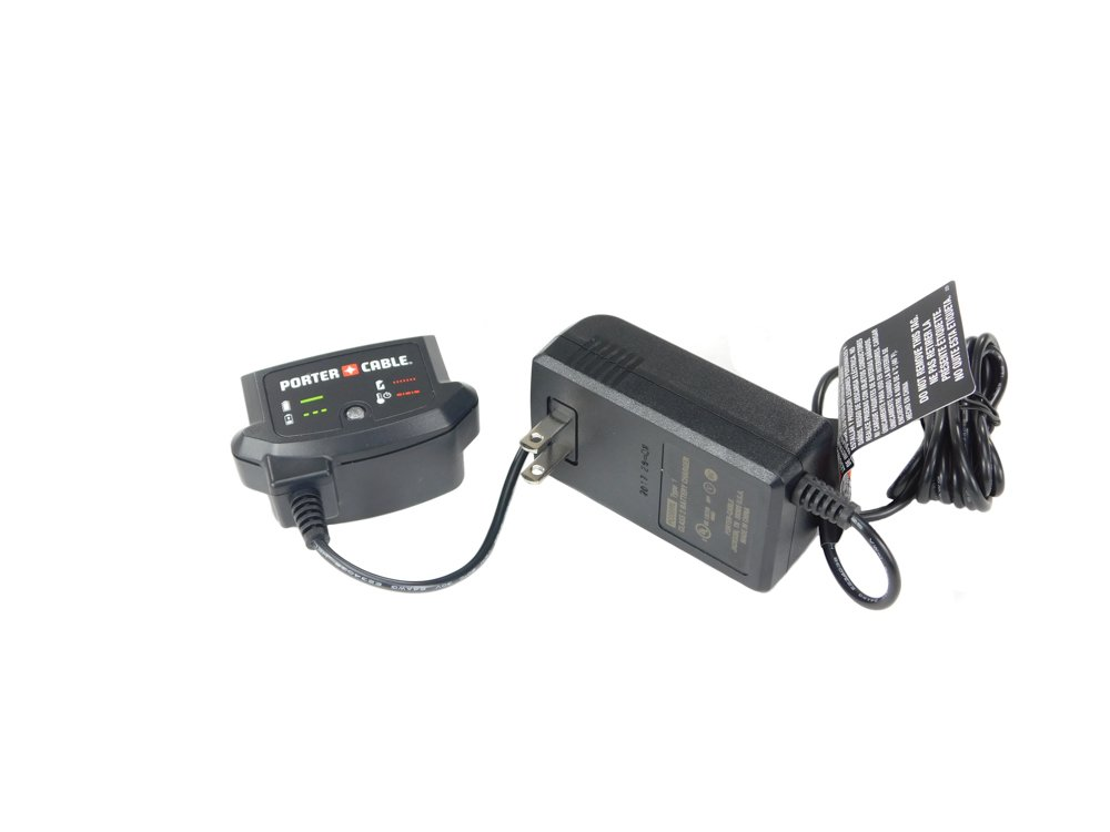 Porter Cable 20V Li-ion Battery Charger (PCC699L)