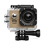 Leucothea Sports Camera HD Camera Waterproof Sports Action Camera DV CAR DVR