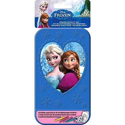 - Disney Frozen Sticker Activity Kit | Party Favor | 1 Kit