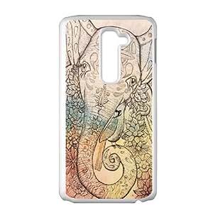 G-C-A-E8068544 Phone Back Case Customized Art Print Design Hard Shell Protection LG G2