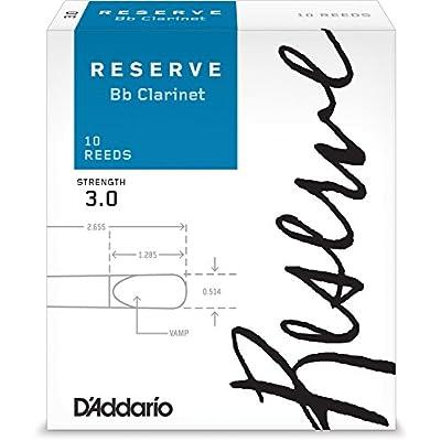 daddario-reserve-bb-clarinet-reeds