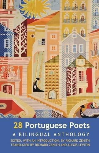 28 Portuguese Poets: A Bilingual Anthology by Dedalus Press
