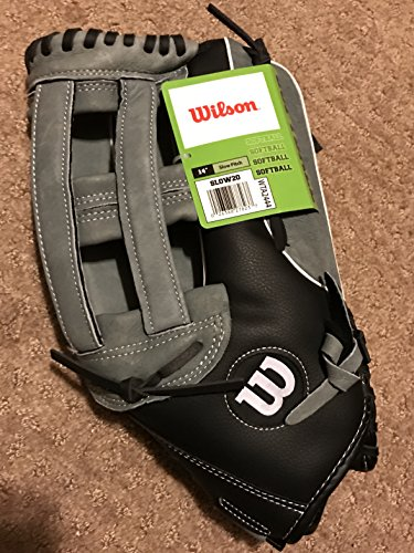 "Wilson Elite 14"" Softball Glove WTA2444 WTA2444"