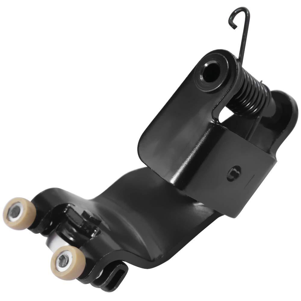Left Sliding Side Door Roller for 2005-2010 Honda Odyssey EX EX-L Touring Models Replace # 924-128 72561-SHJ-A21