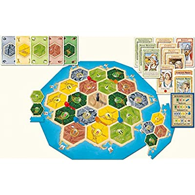 Catan Family Edition Board Game: Toys & Games