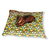 Sweet Apple Patchwork Dog Pillow Luxury Dog Cat Pet Bed