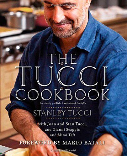 The Tucci Cookbook by Stanley Tucci