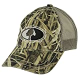 Mossy Oak Camo Mesh Back Hat with Adjustable Snap Back in Multiple Camouflage Patterns