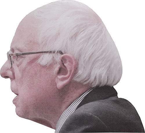 Bernie Sanders Aahs Donald Trump Decals Car Stickers Funny Left Window Peel Off Political
