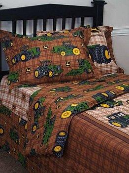John Deere Sham - JOHN DEERE Traditional Pillow Sham