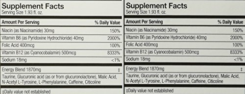 5 Hour Energy Drink, Grape/Pomegranate, 24 Count