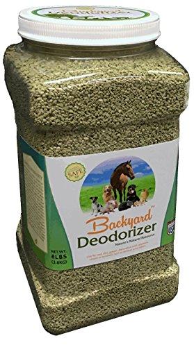 Backyard Deodorizer 8 LBS (3.6 KG)