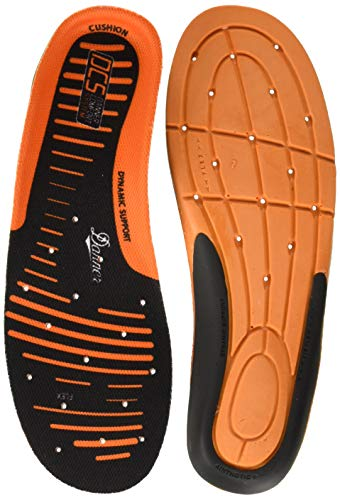 Danner DCS Footbed Insole black/orange 8 D US