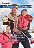 Front cover for the book The Rancher's Twin Troubles by Laura Marie Altom