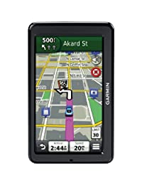 "010   01002   06 Nuvi 2595LMT HD 5"" ""pantalla táctil para GPS Garmin Automotive"