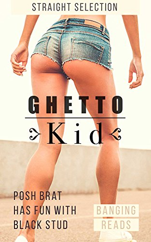 Ghetto Kid: White Brat Takes A Ride On A Back Seat Of Her Car