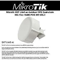 Mikrotik SXT Lite5 AC integrated CPE/Backbone (RBSXT5HacD2n-US)