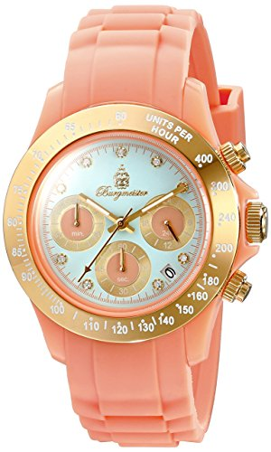 Burgmeister Women's BM514-034 Florida Chronograph Watch