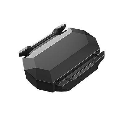 404610103 CYCPLUS Sensor de Velocidad de Bicicleta y Sensor de cadencia Ant+ imán  Impermeable microminiatura, Speed