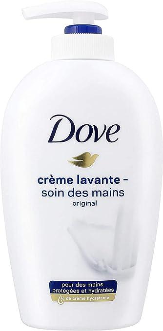 Dove jabón líquido original, para una piel liso y dulce, protege ...