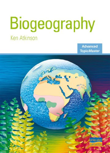 Biogeography (Advanced Topicmasters)