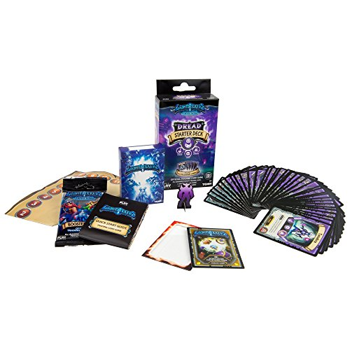 Lightseekers Trading Card Game Starter Deck, Dread