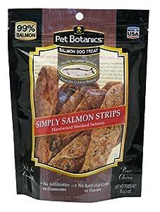 Amazon.com : Pet Botanics Simply Salmon Strips, 3 Oz Dog