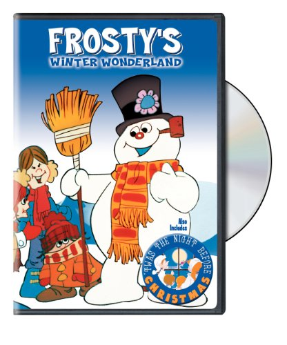 - Frosty's Winter Wonderland/Twas the Night Before Christmas