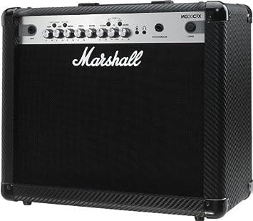 Marshall MG 30 CFX - Amplificador de guitarra eléctrica: Amazon.es: Instrumentos musicales