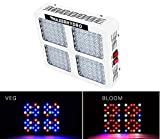 Cheap 1200W LED Grow Lights 12-band Full Spectrum Plant Growing Light with UV/IR for Veg and Flower