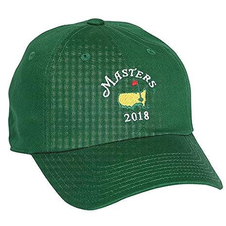 Amazon.com   Eureka Golf Products 2018 Green Masters Hat   Sports ... 792bdb113f8