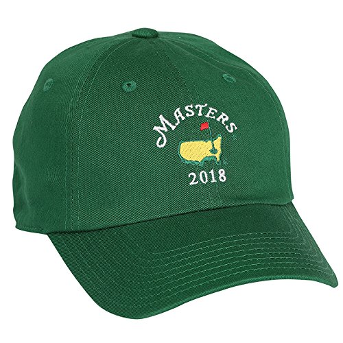 Eureka Golf Products 2018 Green Masters Hat