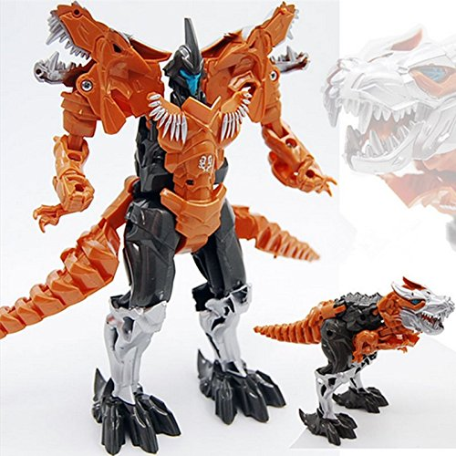 [Transformation dinosaur Robots Transformable Toys for Children Boys Kids Action Figure dinosaur Toy] (Toy Story Halloween Costumes For Family)
