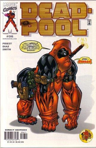Download Deadpool, Vol 1 #36 ebook