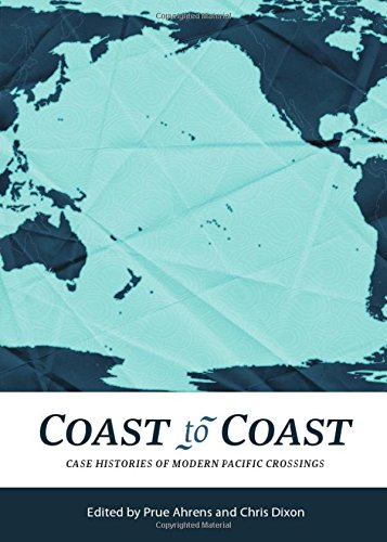 Download Coast to Coast: Case Histories of Modern Pacific Crossings pdf