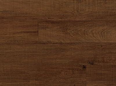 "COREtec Plus Deep Smoked Oak Engineered Vinyl Plank 8mm x 5"" 50LVP202 SAMPLE"