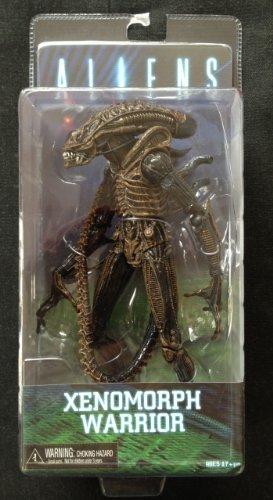 Alien Series 1 9 Deluxe Action Figure Xenomorph Warrior by NECA