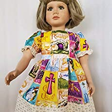 DOROTHY WIZARD OF OZ JUMPER /& BLOUSE Dog /& Basket fits Chatty Cathy Dolls