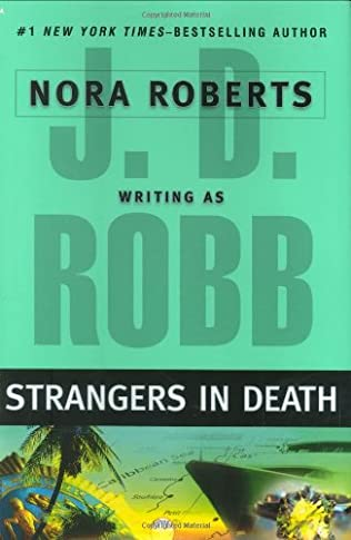 book cover of Strangers in Death