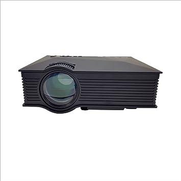 XHZNDZ LED Home Projector Mini Compatible Chromecast Fire Stick ...