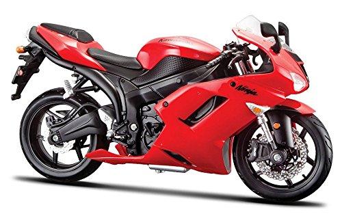 Kawasaki Ninja ZX 6R Motorcycle Maisto product image