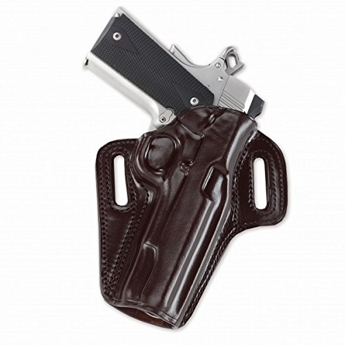 Galco Concealable Belt Holster for Glock 19, 23, 32 (Havana, Right-Hand) ()