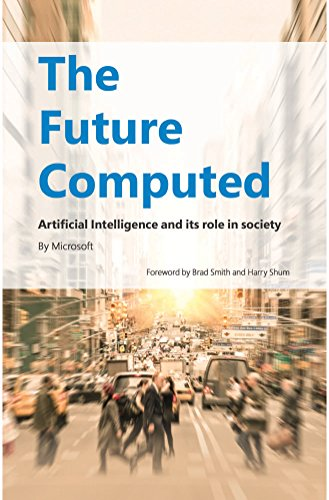 The Future Computed: Artificial Intelligence and its Role in Society cover