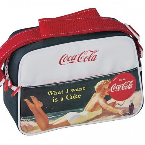 Bolsa nevera Coca Cola Vintage: Amazon.es: Jardín