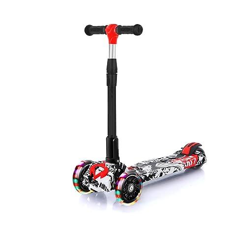 Patinetes Scooter para niños 2-3-4-6-8 años de Edad Mute ...