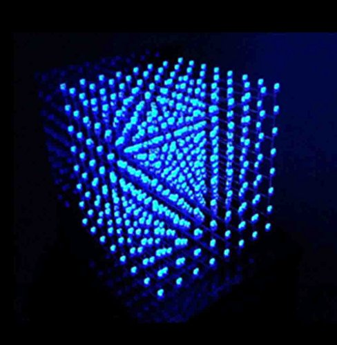 Led Light Cube 8X8X8 Kit in US - 3