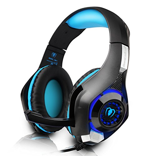 DIZA100 PS4 Gaming Headset with Microphone for ...