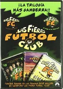 Trilogia Las Fieras Del Futbol Club [DVD]