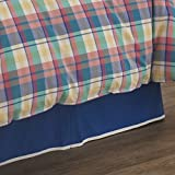 Southern Tide Prep School Plaid Bed Skirt Full