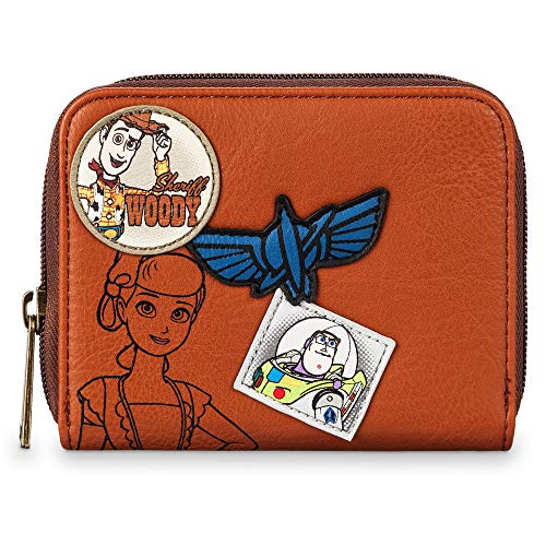 Disney Toy Story 4 Wallet by Loungefly Multi
